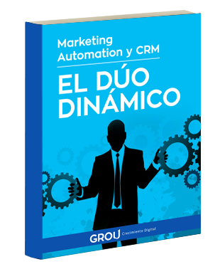 automatización de marketing y crm grou
