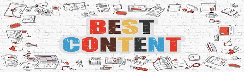 Best Content. Multicolor Inscription on White Brick Wall with Doodle Icons Around. Best Content Concept. Modern Style Illustration with Doodle Design Icons. Best Content on White Brickwall Background.-1.jpeg